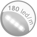 180 led metro