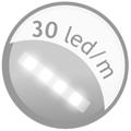 30 led metro