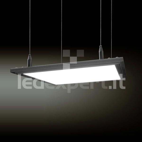 Pannello Led Quadrato 300 x 300 mm 28W - Bianco Caldo