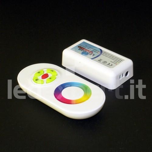 Controller RGB Touch RF Sfioramento