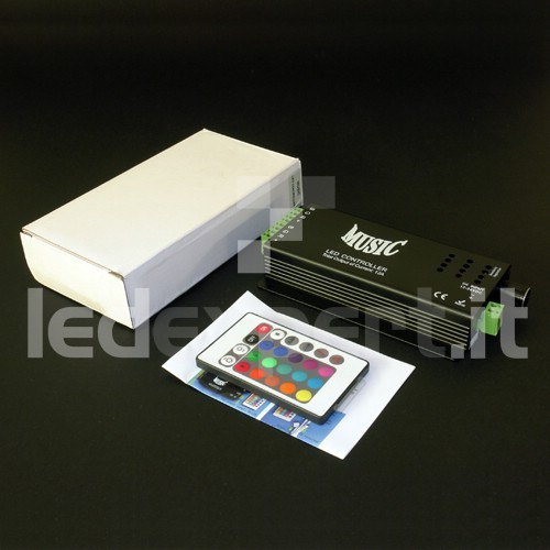 Music Led Controller 12 A