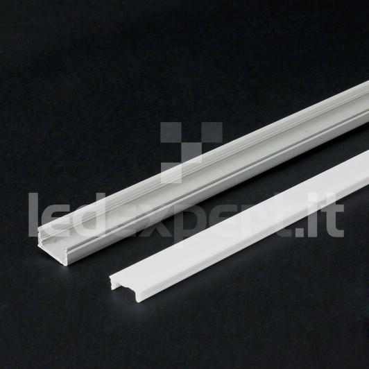 Profilo per strisce led supporto per strisce led - Strisce led per mobili ...