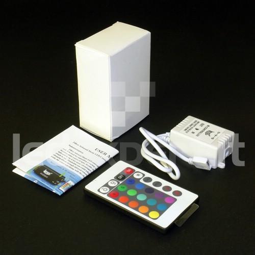Mini Music Led Controller 6 A