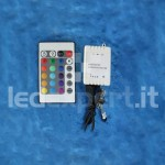 Controller RGB Wireless 24 Tasti 24V