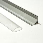 Profilo in Alluminio per Strisce Led